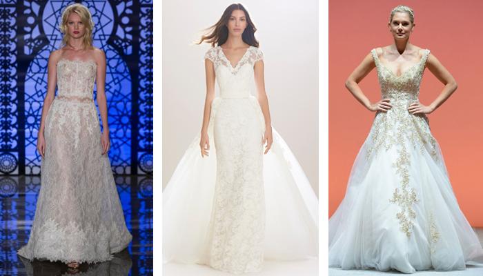 Bridal Moda Haftası 2016 muhteşem başladı!
