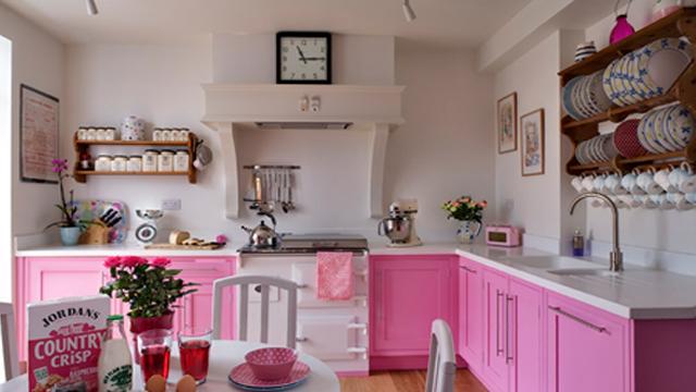 Şık ve ergonomik mutfak tasarımları!