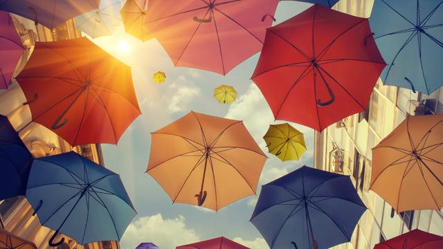 Şemsiyeyi nasıl bilirsiniz?