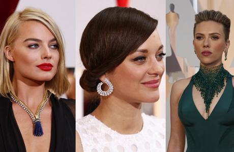 2015 Oscar Töreni'nin en güzel aksesuarları