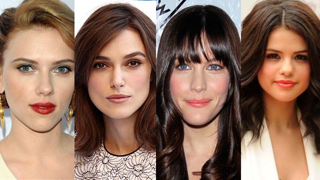 Yüz şeklinize göre saç modelinizi belirleyin