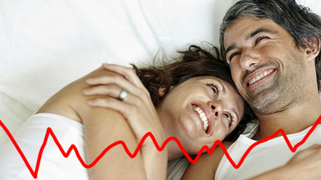 Seks kalp krizine neden olmuyor ama...