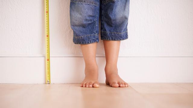 Çocuğunuzun boyunu doğal yollarla uzatabilirsiniz