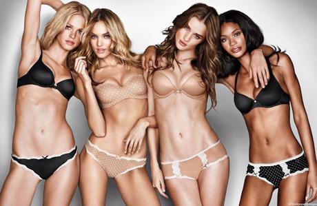 Victoria's Secret'tan yeni reklam filmi