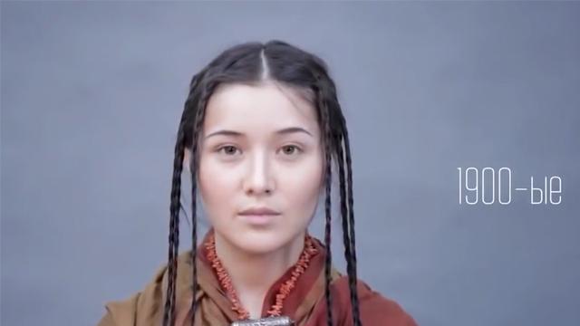 100 yılda Orta Asya Türk kadınının değişimi