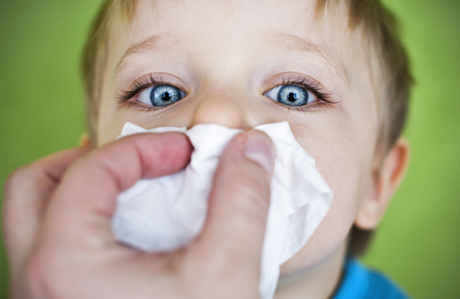 Kışın çocuklarda bu hastalıklara dikkat!