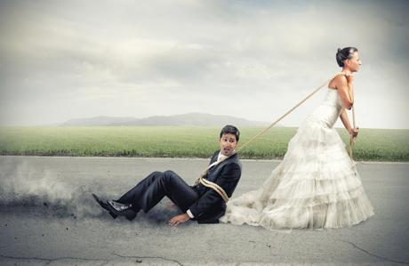 Erkeklerin gözüyle 'evlilik'