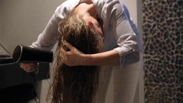 Evde saç bakımı yapmanın kolay yolu