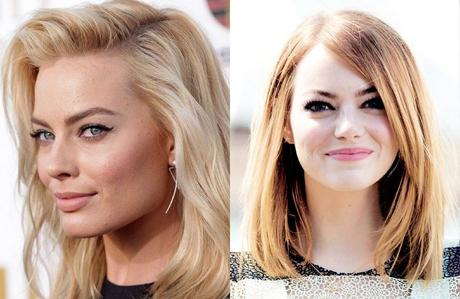 Ünlülerin en güzel lob saç modelleri
