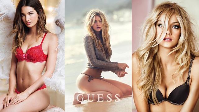 En seksi modeller