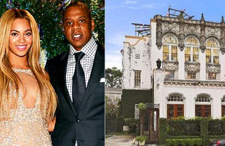 Beyonce ve Jay-Z'nin yeni evi