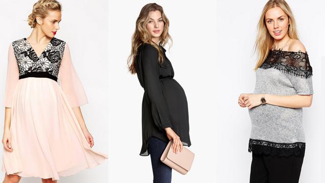 En güzel hamile kıyafetleri