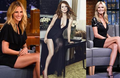 Estetik yaptırmayan 40 yaş üstü ünlüler