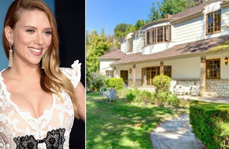 Scarlett Johansson'ın yeni evi