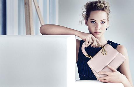Jennifer Lawrence ve Dior yeniden bir arada