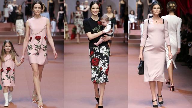 Dolce & Gabbana Sonbahar 2015 koleksiyonu