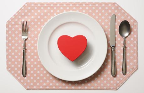 Sevgililer Günü'ne özel yemek tarifleri