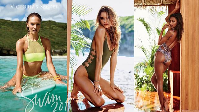 Victoria's Secret'tan yeni katalog çekimi