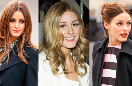 Olivia Palermo'nun en güzel 30 saç modeli