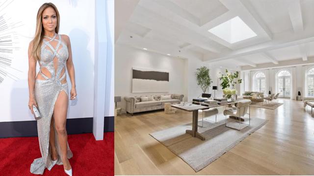 Jennifer Lopez'in yeni evi