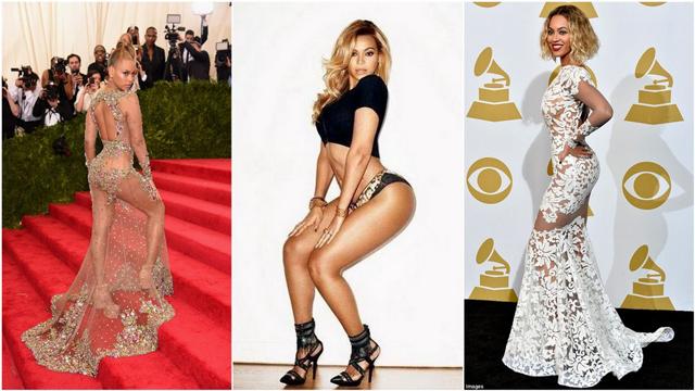 Beyonce gibi kalçalara sahip olmak için bunları yapın!