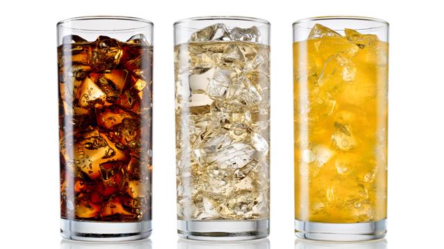 Şekerli ve gazlı içeceklere dikkat!