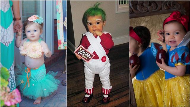 Çocuklar için en sevimli doğum günü kostümleri