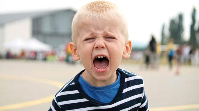 Çocuklar neden küfür eder?