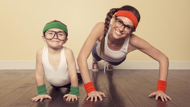 Sporun çocuk sağlığına faydaları