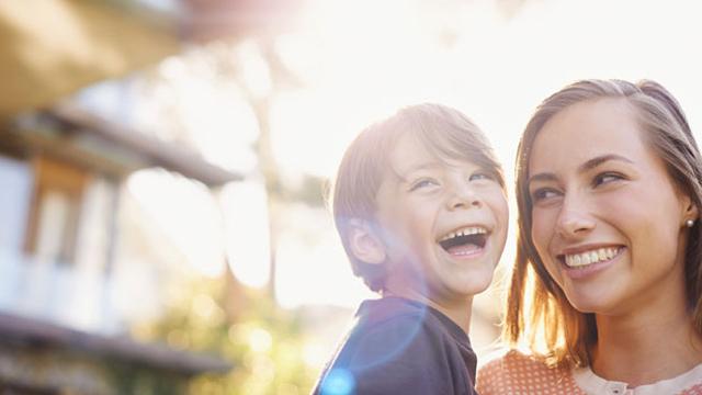 Mutlu çocuk yetiştirmenin formülü!