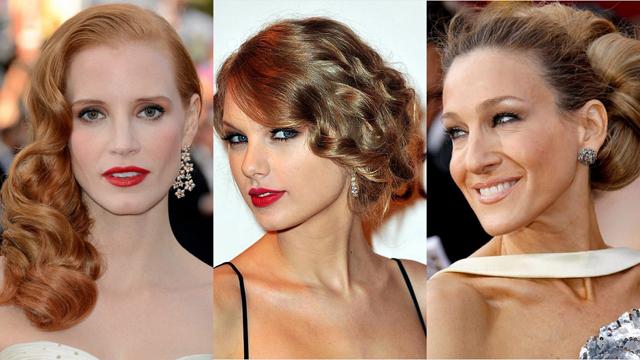 Gelin saçı için ilham verici modeller