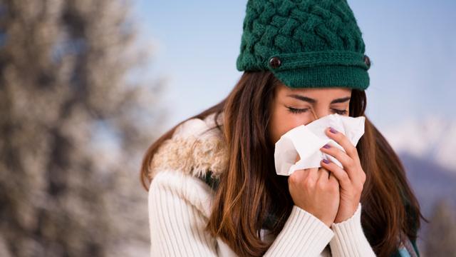 En fazla sonbaharda grip oluyoruz