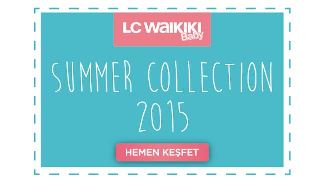 LC Waikiki Baby yeni koleksiyonu mağazalarımızda sizleri bekliyor!