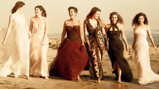 Kadınlar Kardashianlara benzemek için estetik yaptırıyor!