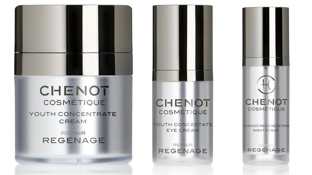 Chenot Cosmetique'den kış öncesi yenileyici bakım serisi