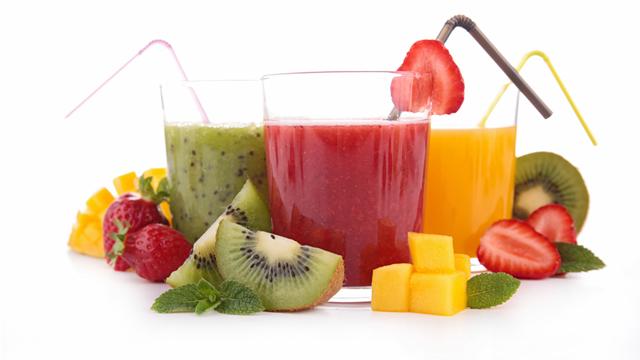Zayıflatan içecekler ve kalorileri