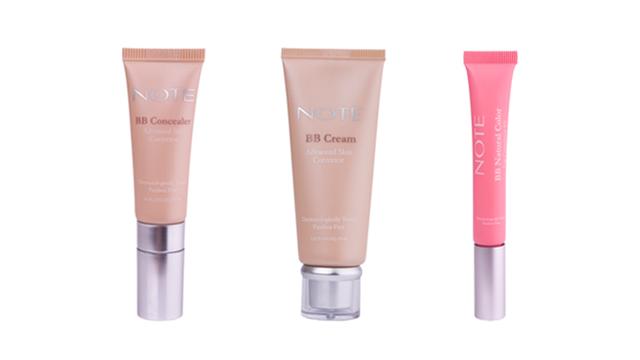 Note Cosmetics BB serisiyle güzelliğinizi vurgulayın!