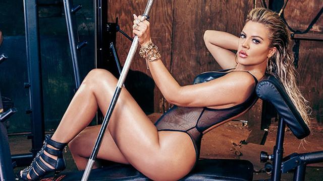 Khloe Kardashian, Complex dergisine kapak oldu!