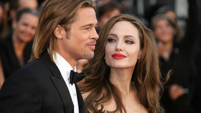 Evlilik hayatı Angelina ve Brad'i değiştirdi!