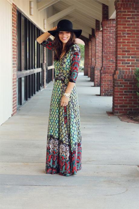 Uzun elbise-4