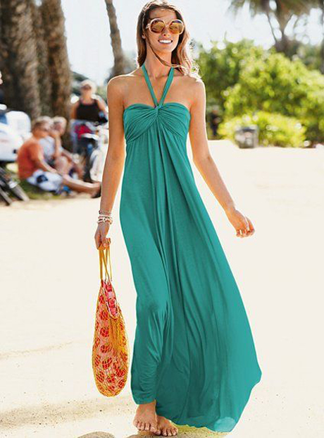Uzun elbise-5
