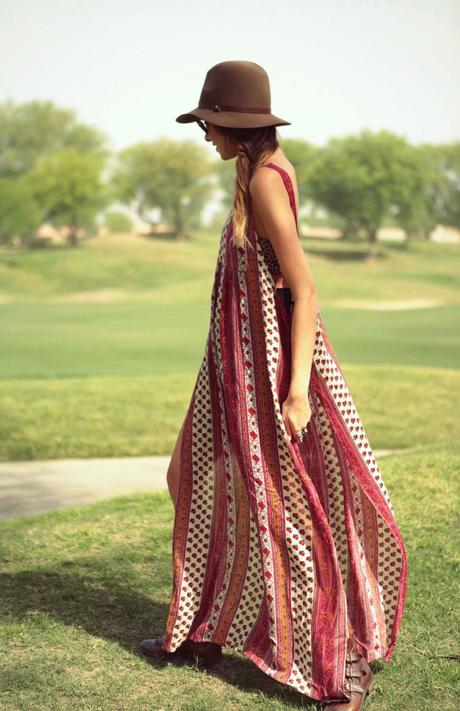 Uzun elbise-6