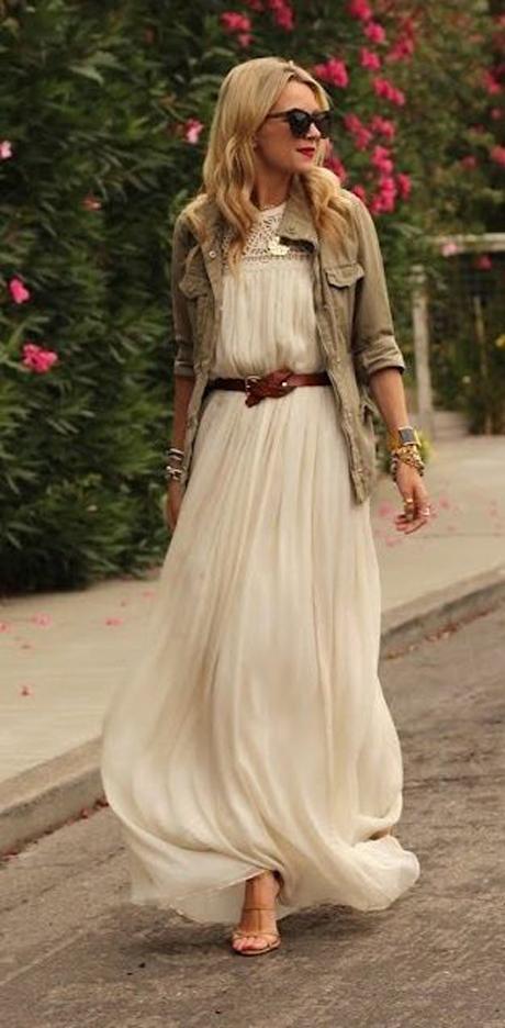 Uzun elbise-7