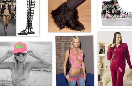 Tüm zamanların en kötü moda trendleri