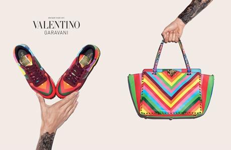 Valentino Resort 2015 aksesuar koleksiyonu