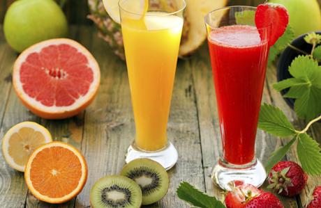 Yaz için sağlıklı içecek tarifleri