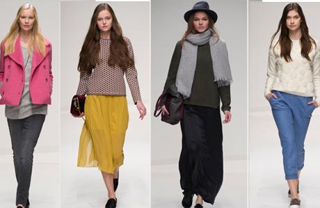 2014-2015 Sonbahar/Kış Sezonu Moda Renkleri