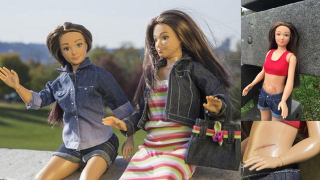 'Kusursuz Barbie' yerine 'normal Barbie' üretildi