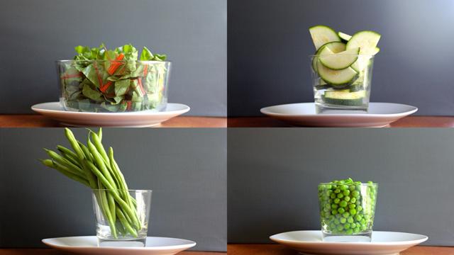 Bir porsiyon sebze gerçekte ne kadar eder?