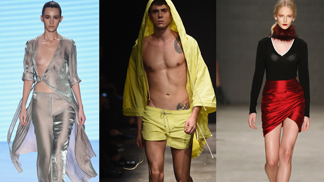 İstanbul'da Mercedes-Benz Fashion Week rüzgarı!